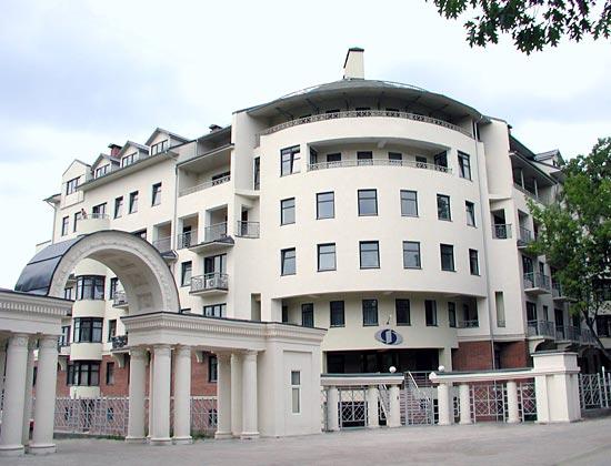 Жилой комплекс на ул. Колоскова